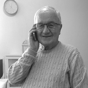Erich Kirchstetter - Portrait