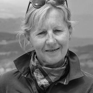 Renate Wolf - Portrait